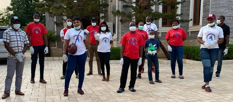 How Abuja-Based NGO Is making impact and touching lives during this Covid19 Lockdown