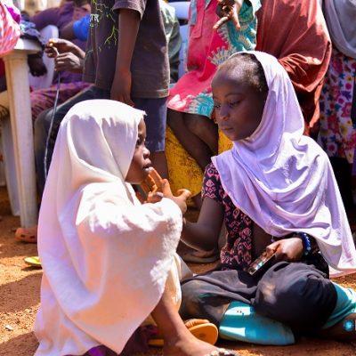 Kiek Foundation IDP camp visit (3)